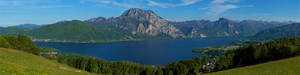 Traunsee Gigapixel